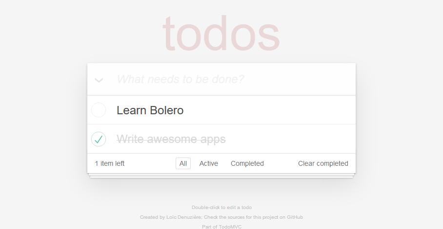 Writing HTML | Bolero: F# in WebAssembly